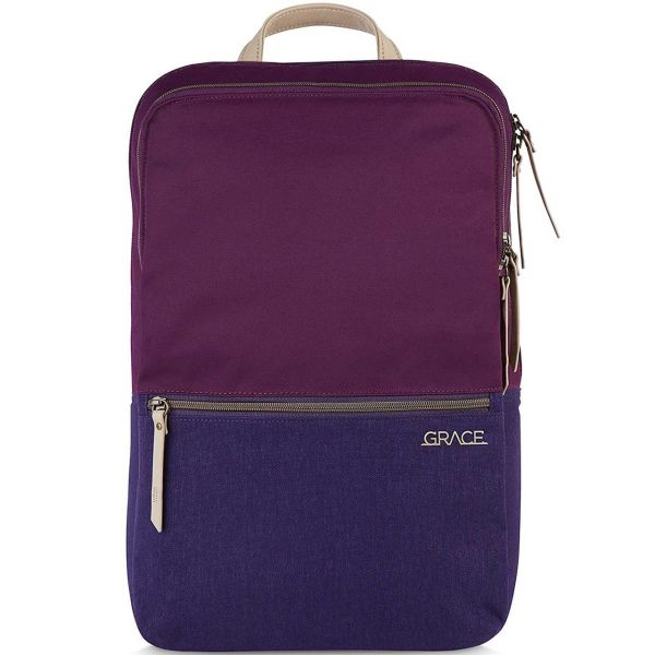 کوله پشتی لپ تاپ اس تی ام مدل Grace مناسب برای لپ تاپ 15 اینچی