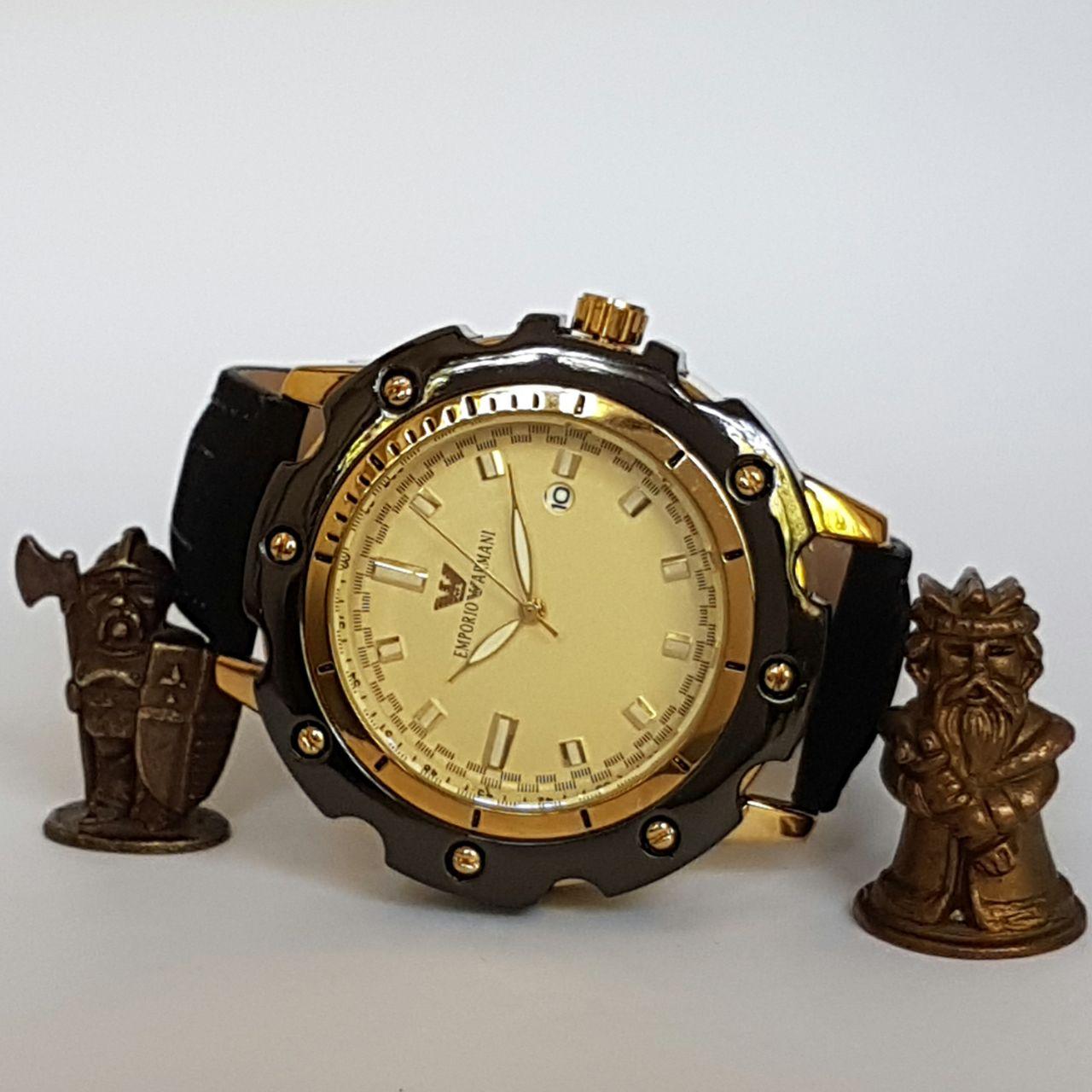ساعت مچی عقربهای مردانه مدل R.M P176