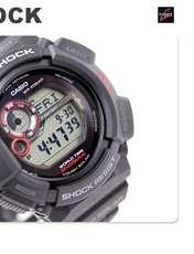 ساعت مچی دیجیتال مردانه کاسیو جی-شاک G-9300-1DR -  - 3
