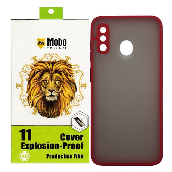 کاور موبو مدل A-30 مناسب برای گوشی موبایل سامسونگ Galaxy A20 / A30