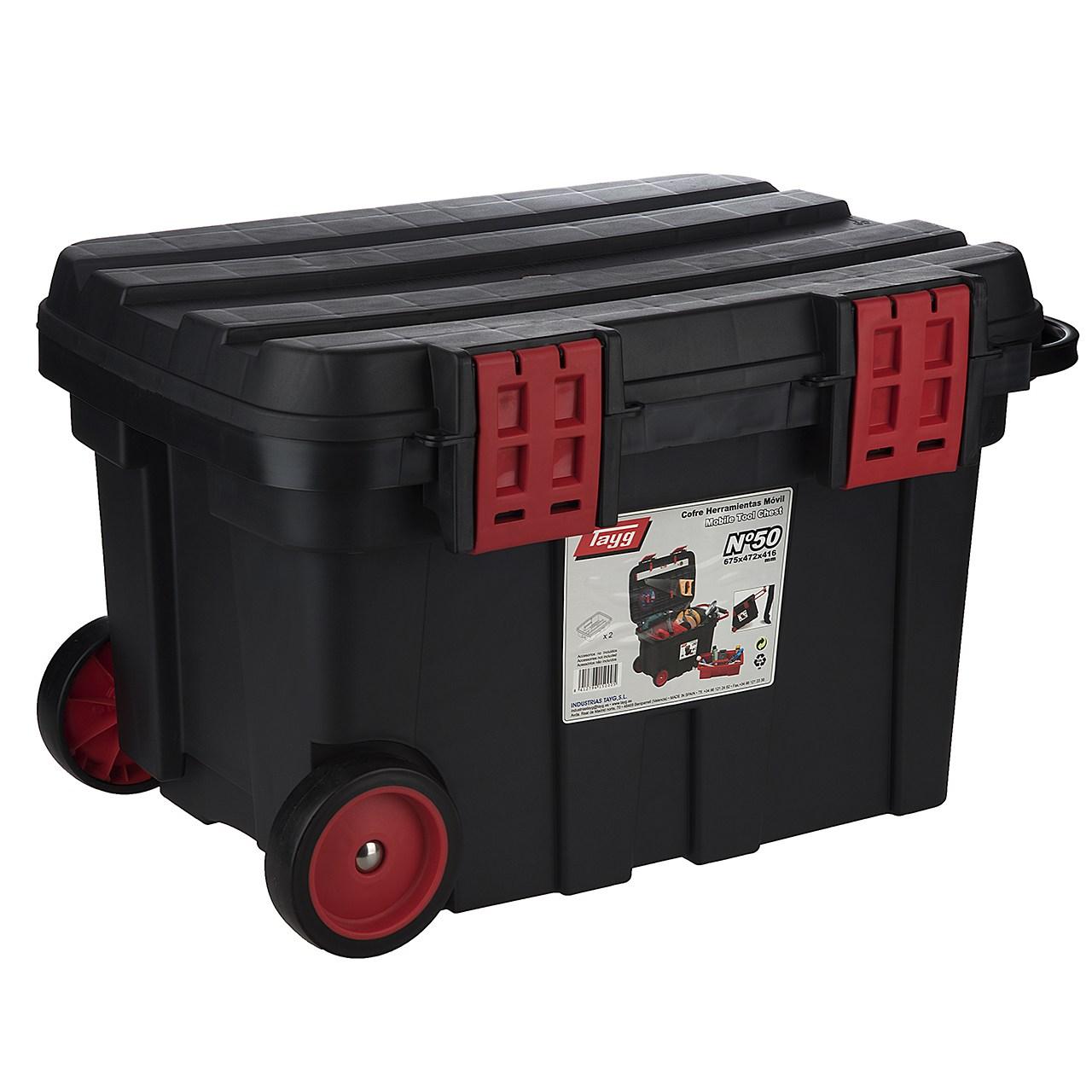 جعبه ابزار تایگ مدل N50