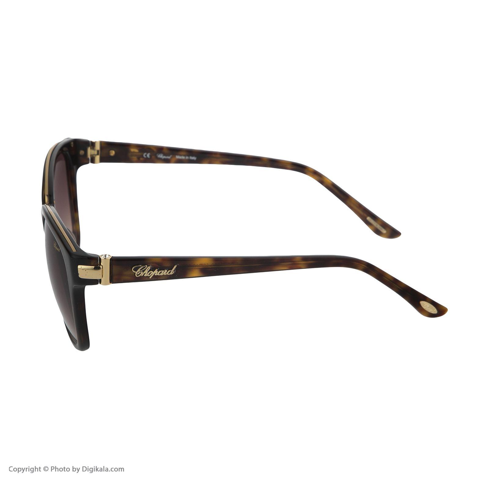 عینک آفتابی زنانه شوپارد مدل 128s -  - 3