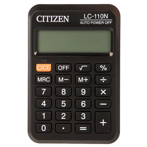 ماشین حساب سیتیزن مدل LC-110N