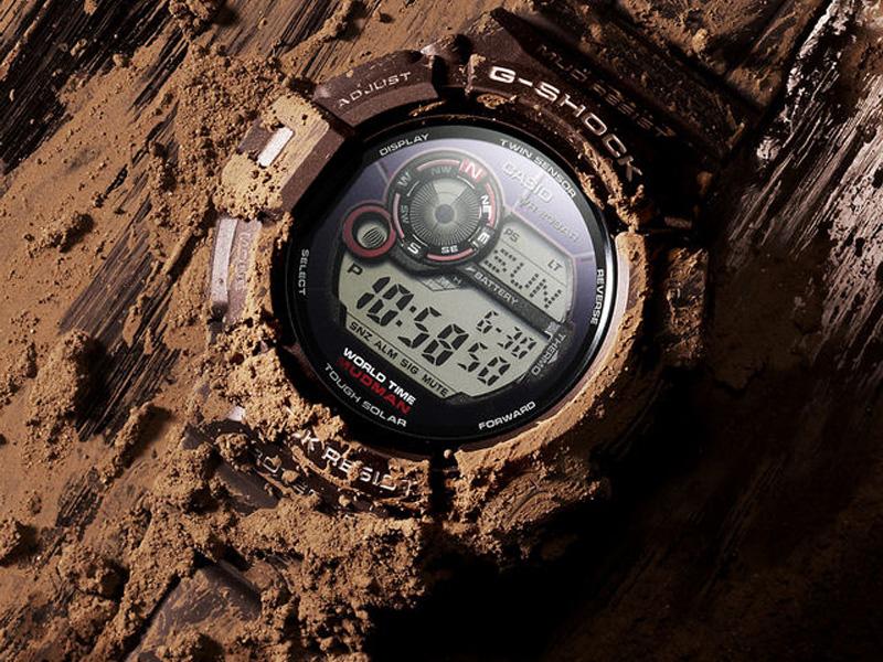 ساعت مچی دیجیتال مردانه کاسیو جی-شاک G-9300-1DR