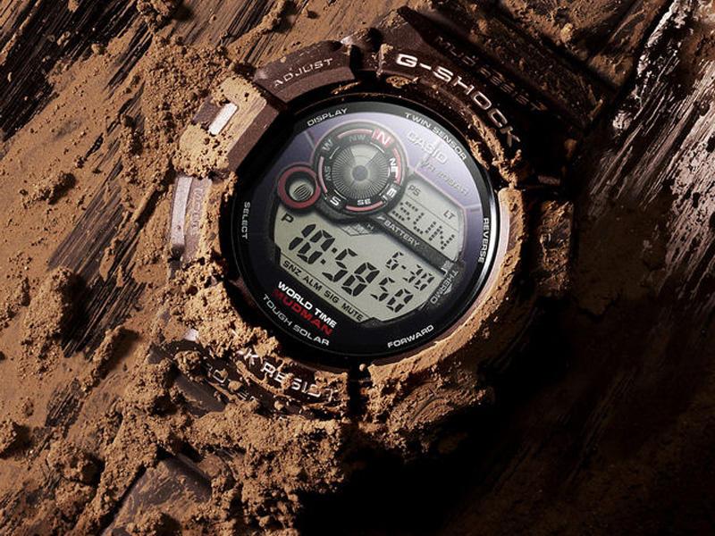 ساعت مچی دیجیتال مردانه کاسیو جی-شاک G-9300-1DR -  - 4