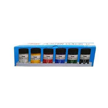 گواش 6 رنگ پنتل مدل WPU2-6