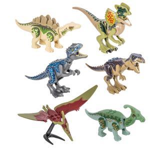 فیگور طرح دایناسور مجموعه 6 عددی