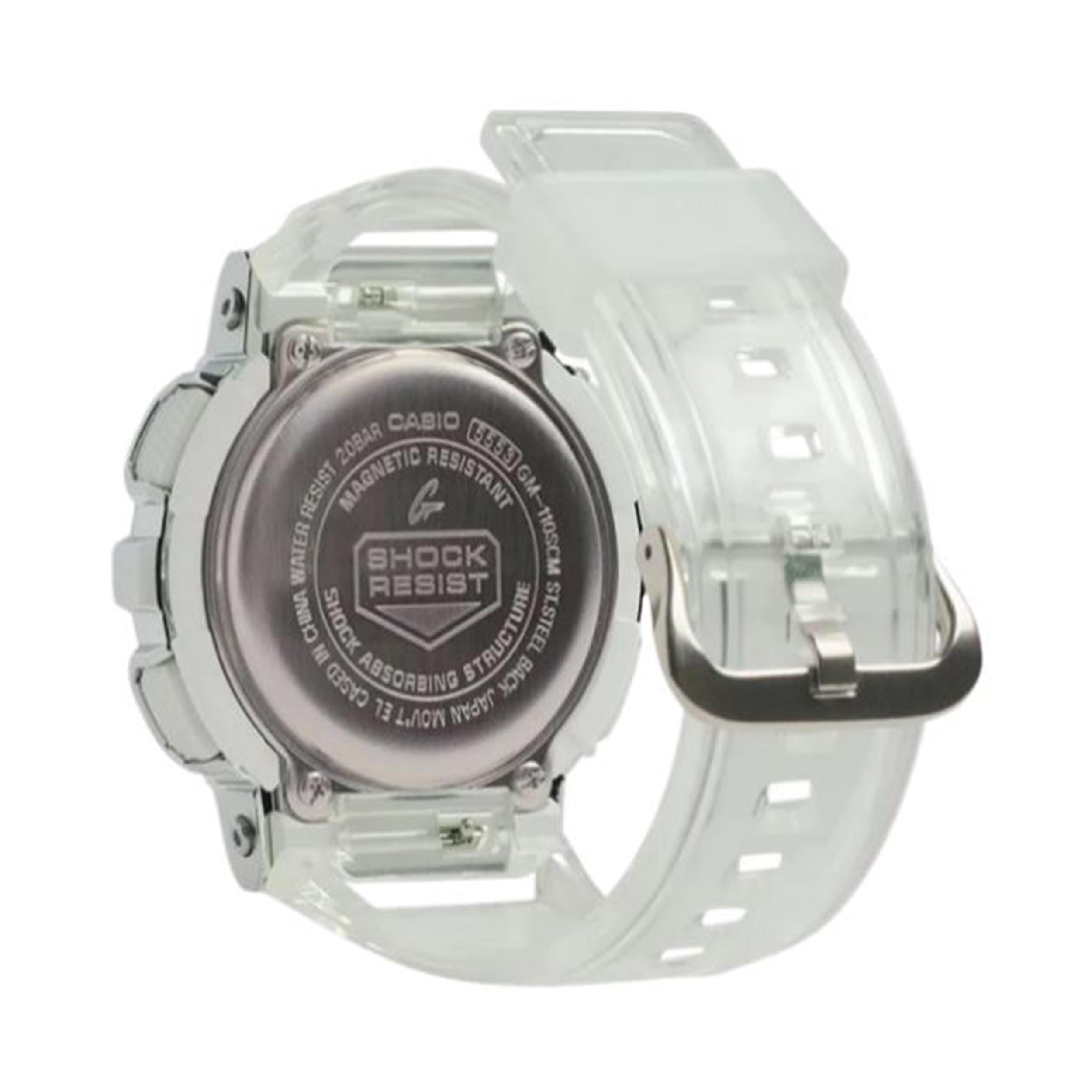 ساعت مچی عقربه ای کاسیو مدل GM-110SCM-1ADR
