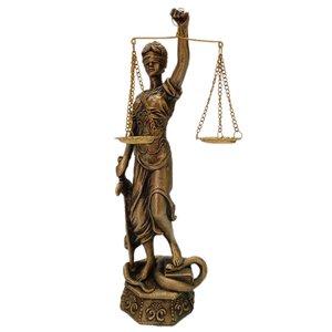 مجسمه مدل عدالت کد 5821