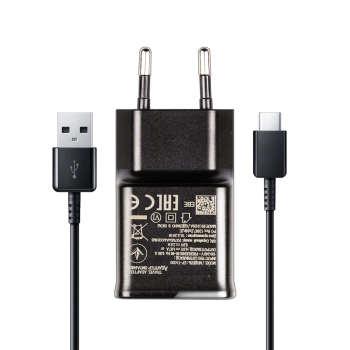شارژر دیواری مدل EP-TA200 به همراه کابل تبدیل USB-C