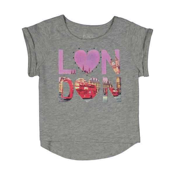 تی شرت دخترانه چیلدرنز پلیس کد 7