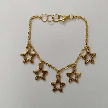 دستبند زنانه مدل ستاره کد HN1602