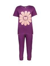 ست تی شرت و شلوارک راحتی زنانه مادر مدل 2041101-67 -  - 1
