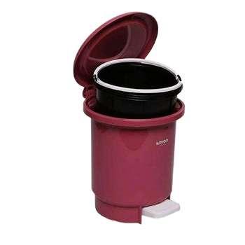 سطل زباله پدالی لیمون مدل SAT596