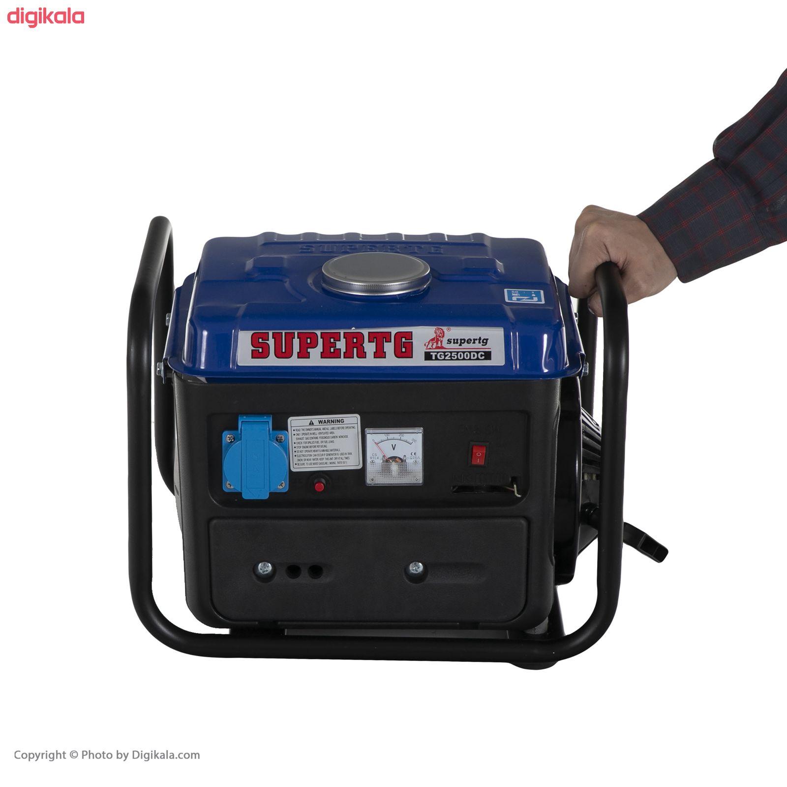 موتور برق سوپر تی جی مدل TG2500DC main 1 5