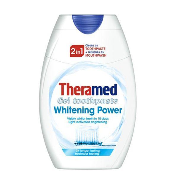 خمیر دندان ترامد مدل Whitening Power حجم 75 میلی لیتر