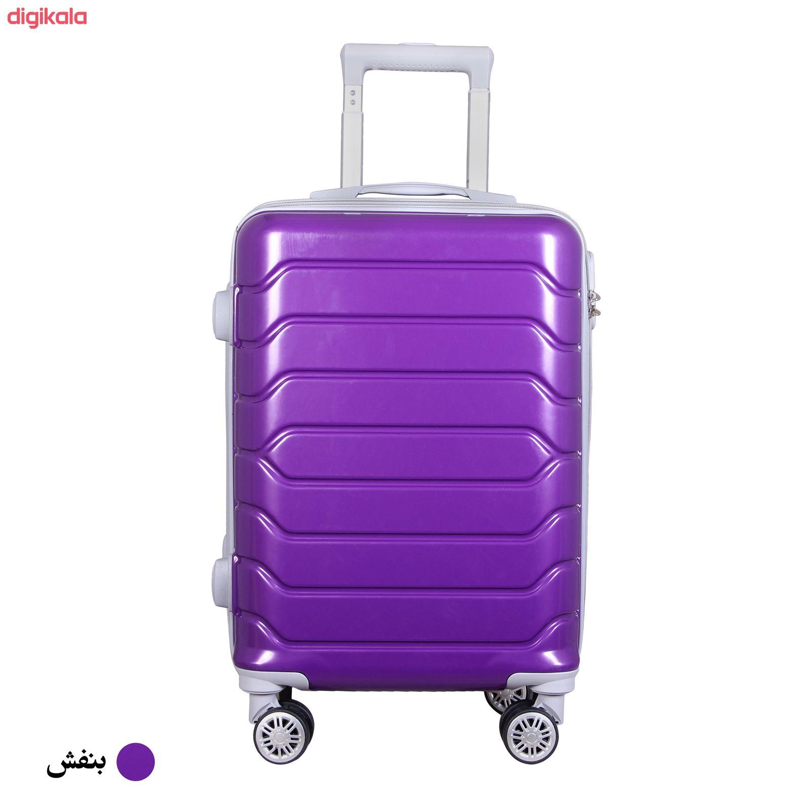 مجموعه سه عددی چمدان مدل 20020 main 1 8