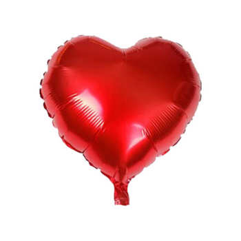 بادکنک فویلی طرح قلب