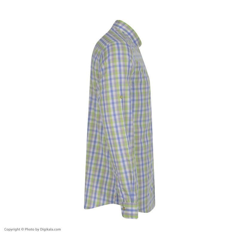 پیراهن مردانه رونی مدل 11330230-18