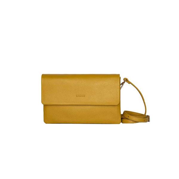 کیف دوشی زنانه چرم کروکو مدل 18004840