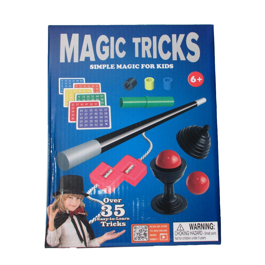 ابزار شعبده بازی مجیک تریکس مدل 35