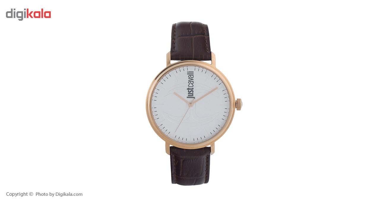 ساعت مچی عقربه ای مردانه جاست کاوالی مدل JC1G012L0035