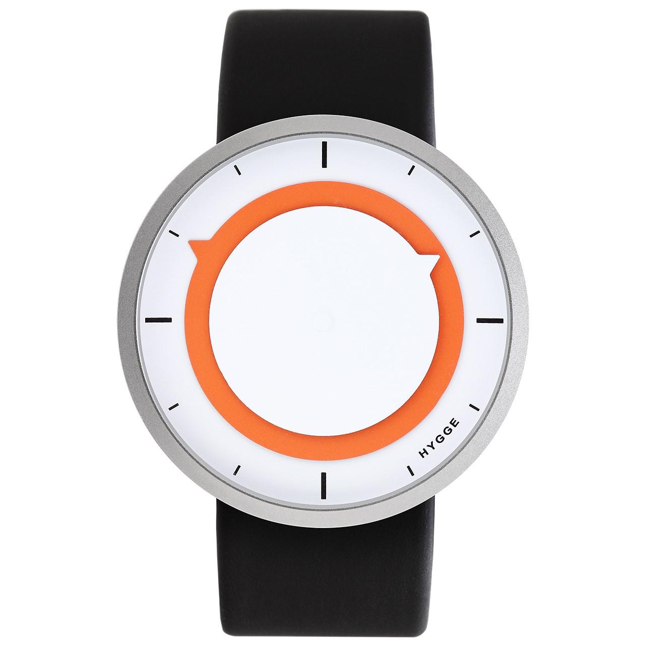 ساعت مچی عقربه ای هیگه مدل MSP3012C-OR