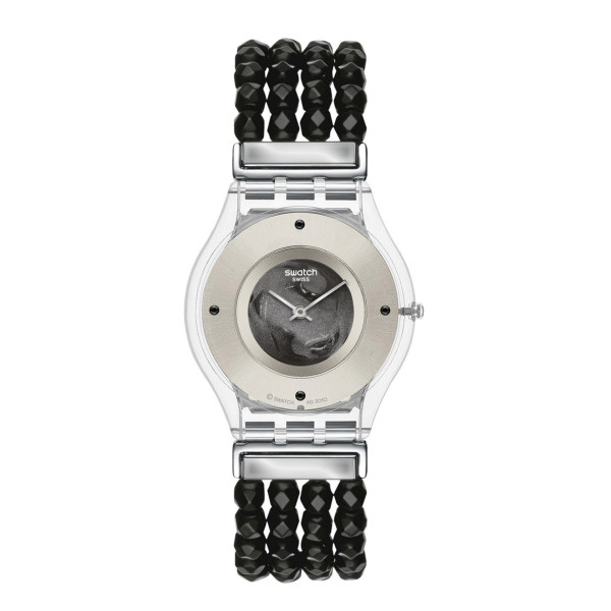 ساعت مچی عقربه ای زنانه سواچ مدل SFZ116A