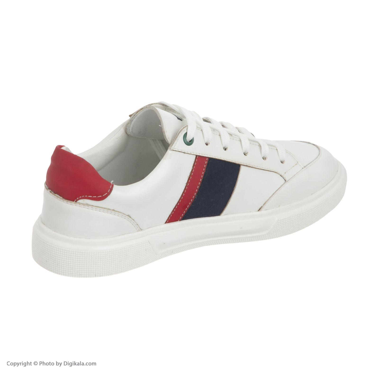 کفش راحتی مردانه آر اِن اِس مدل 113003-01 main 1 4