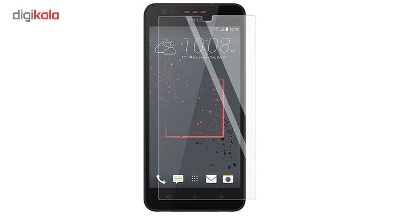 محافظ صفحه نمایش شیشه ای مدل Tempered مناسب برای گوشی موبایلHTC Desire 530 main 1 1