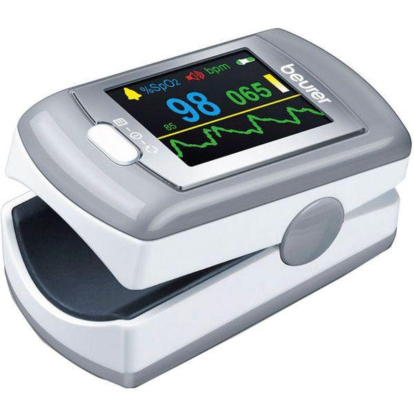 پالس اکسیمتر بیورر مدل PO 80 | Beurer PO 80 Pulse Oximeter