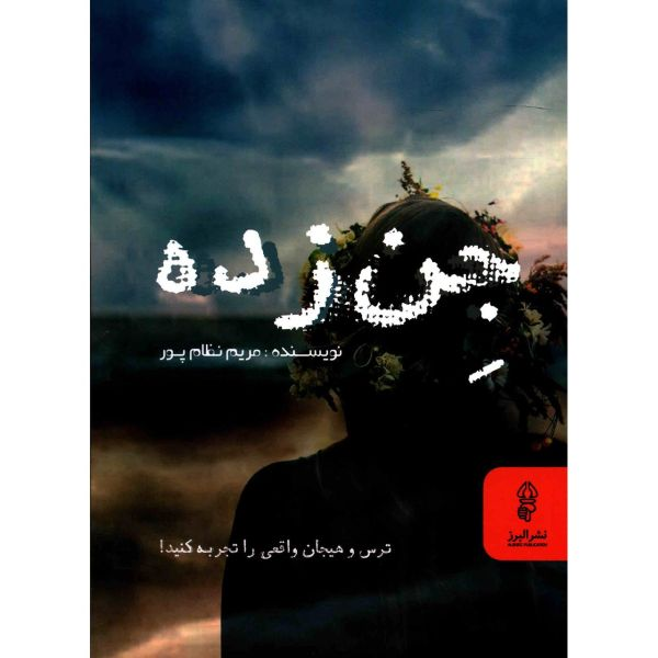 کتاب جن زده اثر مریم نظام پور