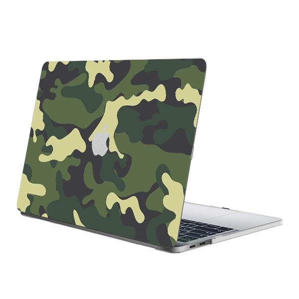 برچسب تزئینی توییجین و موییجین مدل Military 07 مناسب برای مک بوک پرو 15 اینچ