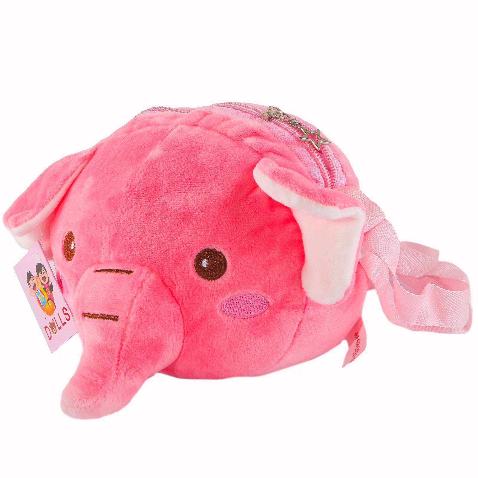 کوله پشتی کودک مدل فیل