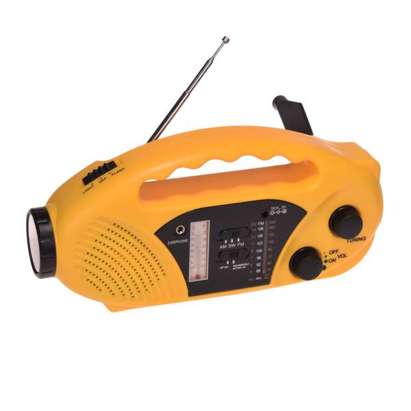 رادیو جی اس اف سولار مدل rchy 898
