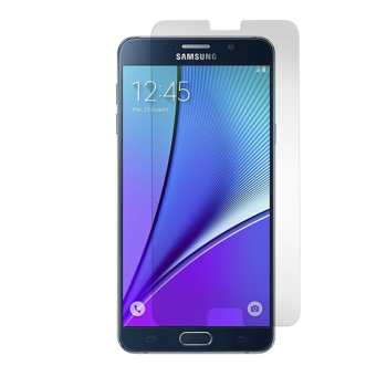 محافظ صفحه نمایش شیشه ای مدل Tempered مناسب برای گوشی موبایل سامسونگ Galaxy Note 5