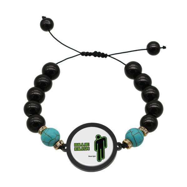 دستبند زنانه ناکسیگو طرح بیلی آیلیش کد BR4276