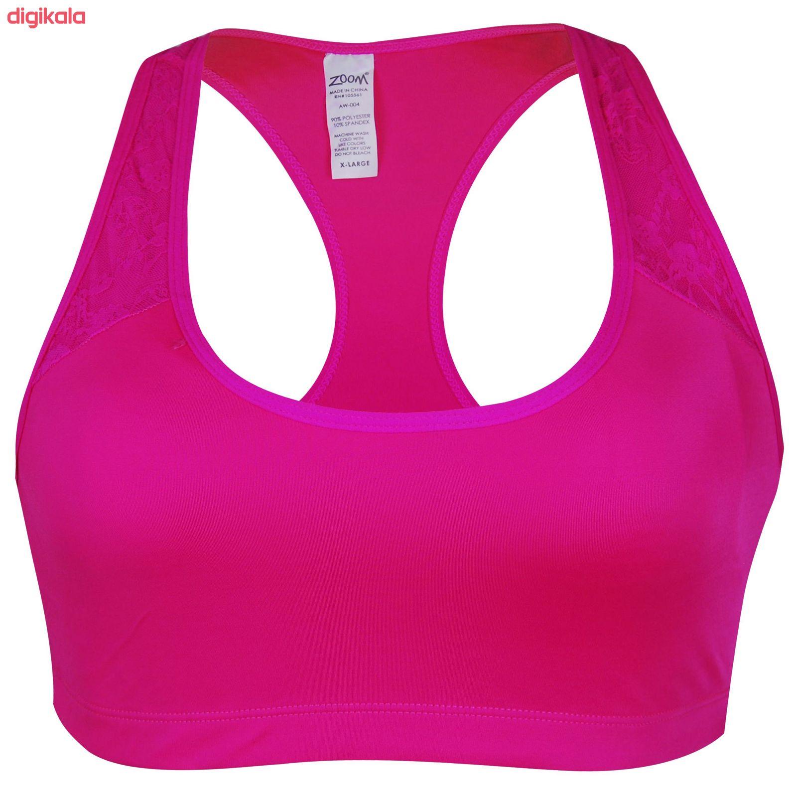 نیم تنه ورزشی دخترانه زوم کد 3175-2 main 1 1