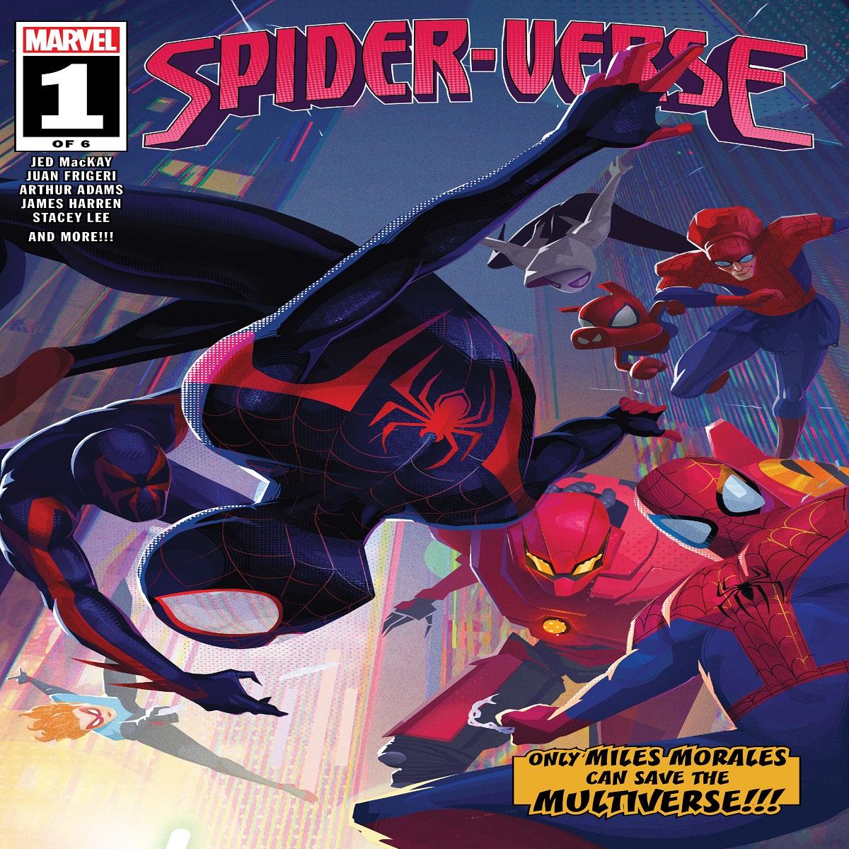 مجله SPIDER - VERSE 1 فوریه 2020