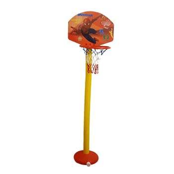 اسباب بازی بسکتبال مدل مرد عنکبوتی
