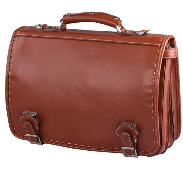 کیف اداری چرم طبیعی کهن چرم مدل L61-1