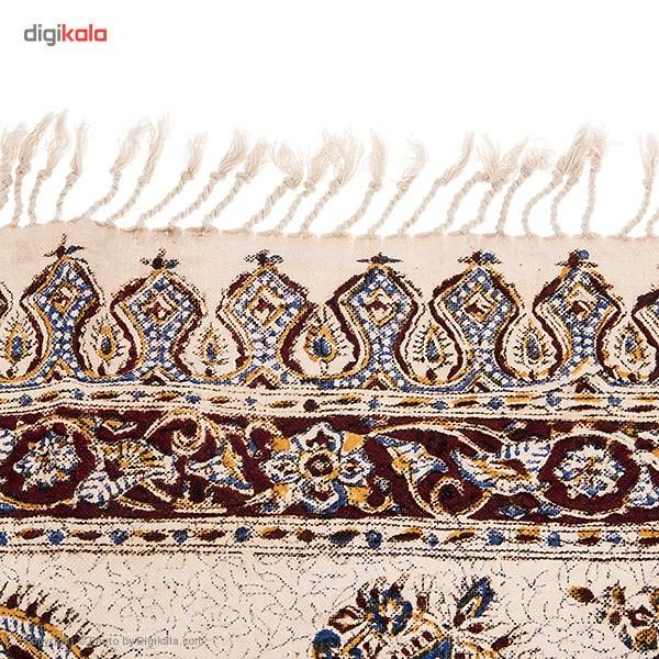 سفره قلمکار ممتاز اثر عطریان طرح 23 سایز 100 × 100 سانتی متر main 1 3