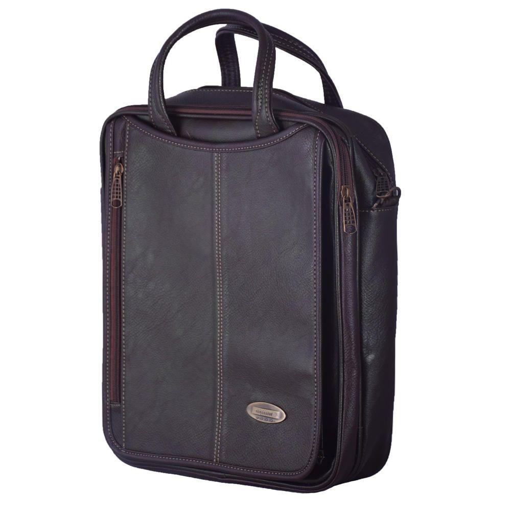 کیف دستی چرم ما مدل SM-12 -  - 5
