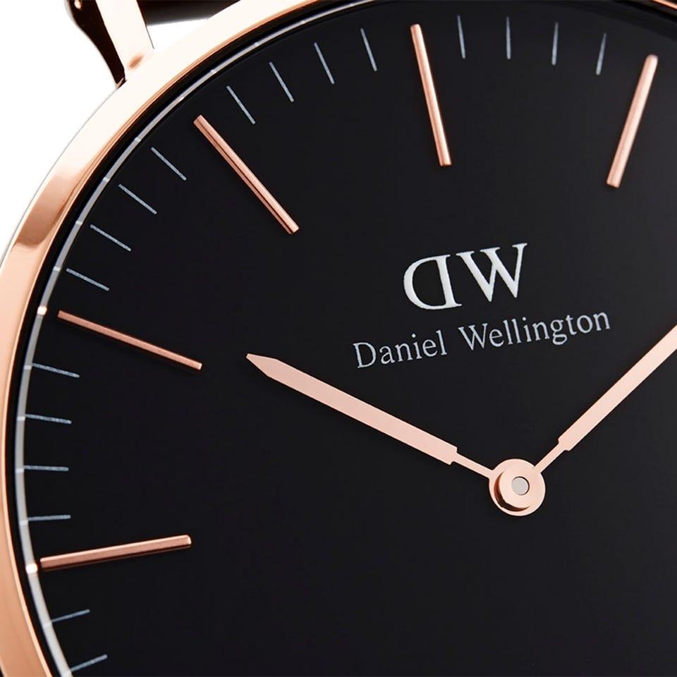 ست ساعت مچی  زنانه و مردانه دنیل ولینگتون کد dw81              اصل