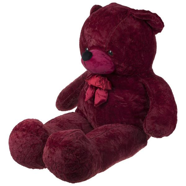 عروسک یاران مدل خرس پاپیون پفکی ارتفاع 160 سانتی متر