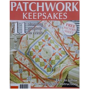 مجله Patchwork Keepsakes سپتامبر 2020