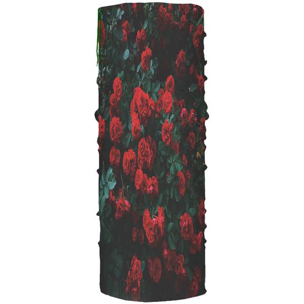 دستمال سر و گردن مدل گل کد M60