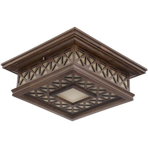 چراغ سقفی دارکار مدل توپاز کد 307