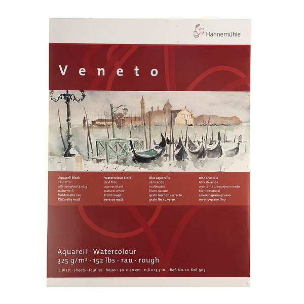 بوم آبرنگ دفترچهای هانه موله مدل Vento سایز 40 × 30 سانتیمتر 12 برگ