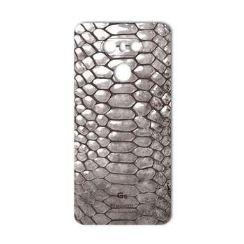 برچسب پوششی ماهوت مدل Cobra-belly Leather مناسب برای گوشی  LG G6